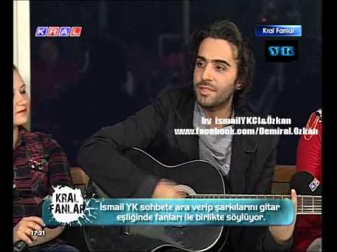 İsmail YK-Ağlıyorsam Kime Ne Kral TV Kral Fan 2013[Canlı Yepyeni]
