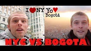 nyc vs bogota la mejor ciudad?