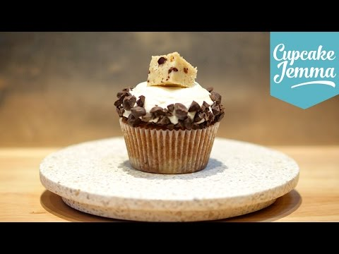Download Cookie Dough Cupcake Recipe | Cupcake Jemma Pictures