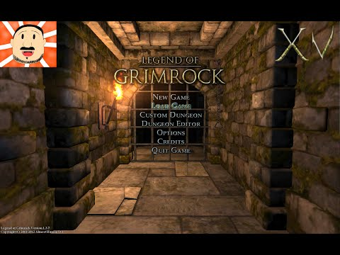 Legend of Grimrock- Knock knock knocking on Death's door