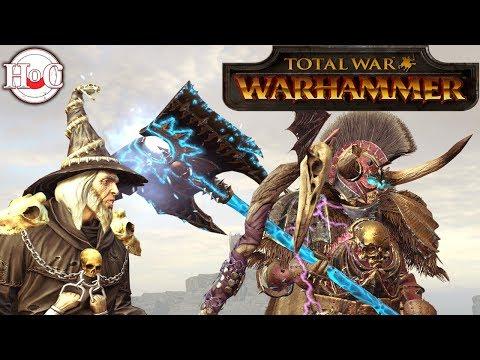 What the Krell? - Total War Warhammer Online Battle 338