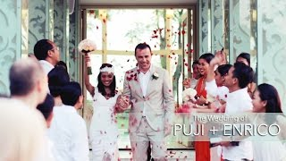 the wedding of puji enrico at ayana resort spa bali
