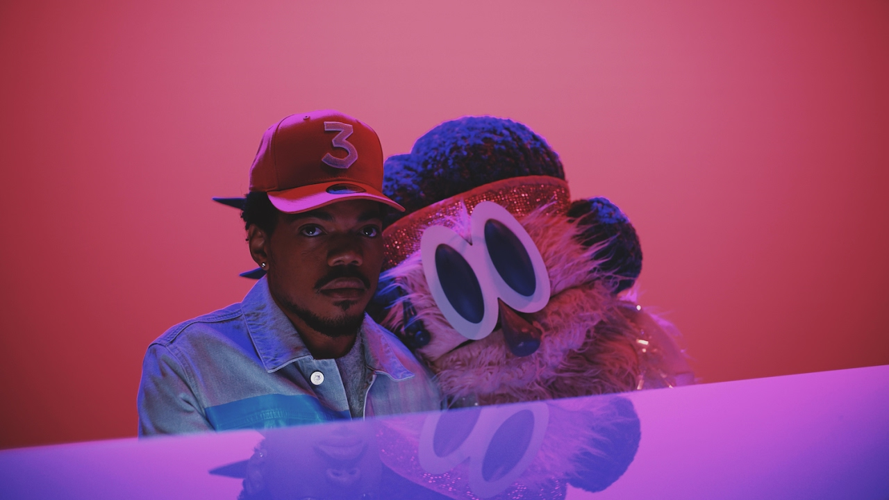 Coloring book download link chance the rapper - Puppets Join Chance The Rapper In Same Drugs Video