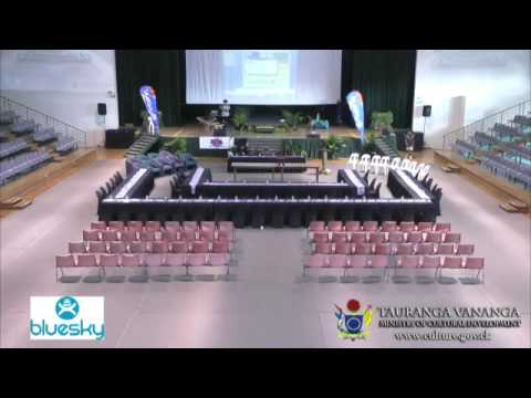 Cook Islands Ministry of Cultural Development Live Stream