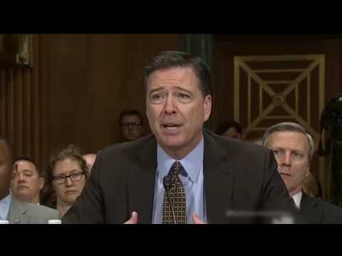 ¡ANTE EL CONGRESO! ¿Qué dirá hoy sobre @realDonaldTrump el ex director del @FBI?