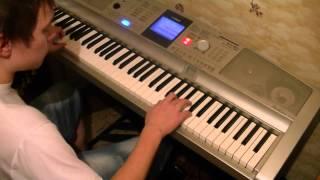 Доминик Джокер - А если ты со мной(на синтезаторе)
