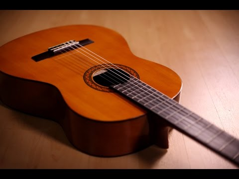 Yamaha C40 Classical Guitar Demo