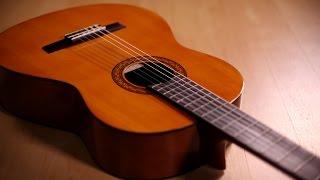 Yamaha C40 Classical Guitar Demo