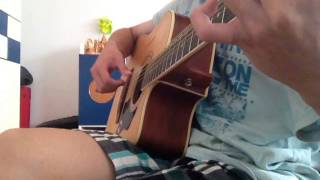 Forever Guitar Solo Fingerstyle