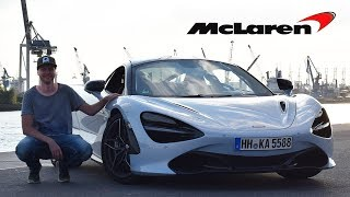 213mph with the McLaren 720S (342km/h) + full car review!