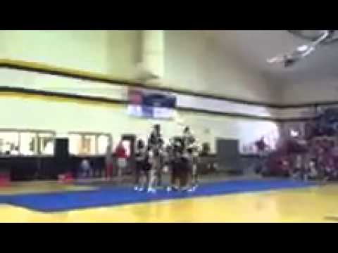 Thomson mcduffie middle school cheer team