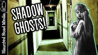 Are Shadow People Human Spirits? Ghosts?