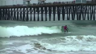 Malia Manuel wins SuperGirl Pro in Oceanside, California - 2013 Surfing