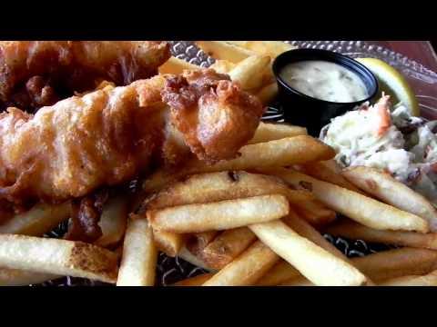 Sockeye City Grill - Steveston/Richmond BC - Cod And Chips