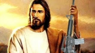 Jesus Is Coming Back With A Big Gun!