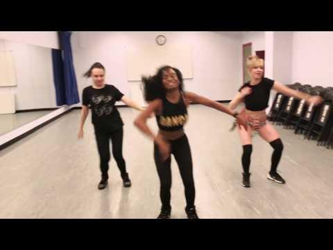 Konshens - Turn me on| Choreo by Nelly Danca | world fete riddim