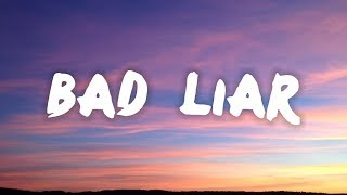Download lagu Imagine Dragons - Bad Liar (Lyrics) Cover Anna Hamilton