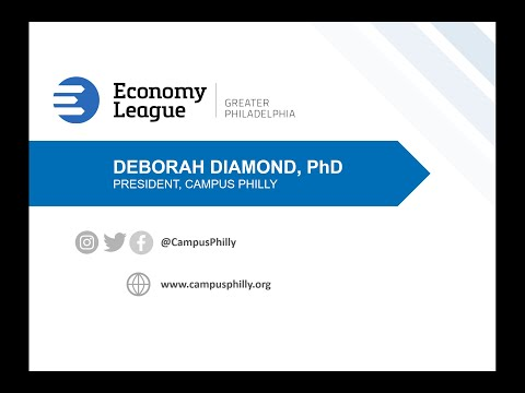 The Pivot #8: Reassuring Recent Grads with Deborah Diamond, Campus Philly