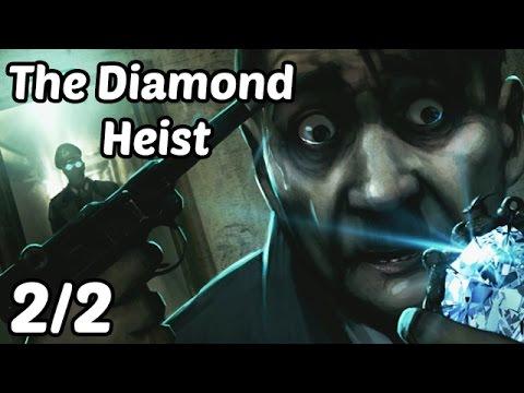 The Heist Deutsch