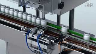 automatic counting and bottles line,capsule counting machine,tablet and pills filling line