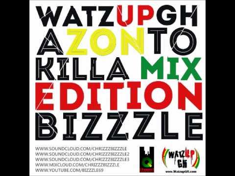 WatzupGH Azonto Mix -- Bizzzle