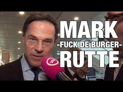 GSTV Kantklossen. Mark Rutte en Kees Verhoeven over het Sleepwetreferendum