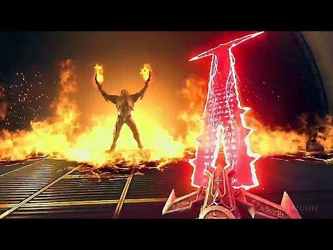 DOOM 2 ETERNAL - Extended 20 Minutes Gameplay Full Demo (2018)