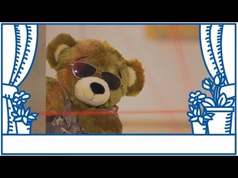 Spy Bear's Spy School!