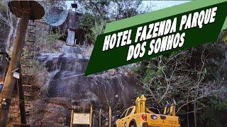 HOTEL FAZENDA PARQUE DOS SONHOS - Divisa Socorro/SP e Bueno Brandão/MG