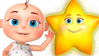Twinkle Twinkle Little Star And Many More | Nursery Rhymes Collection for Babies | 3D Rhymes thumbnail