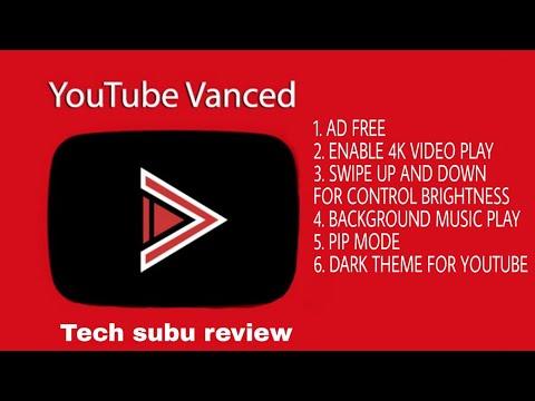 youtube vanced app top 6 new features