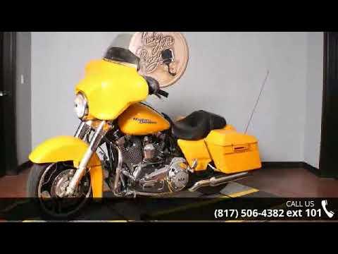 2013 Harley-Davidson® FLHX - Street Glide®  - Lucky Pen...