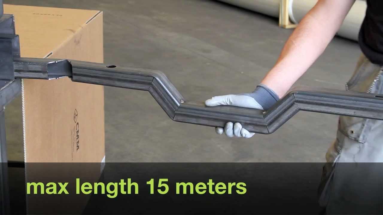 square steel tubes bending  CMM laser  YouTube