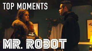Mr. Robot | Darlene Confesses To Elliot | Season 4 Episode 2 | on USA Network