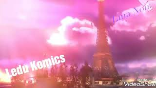 Клип Леди баг и Супер кот/Совместно с Ledu Komics