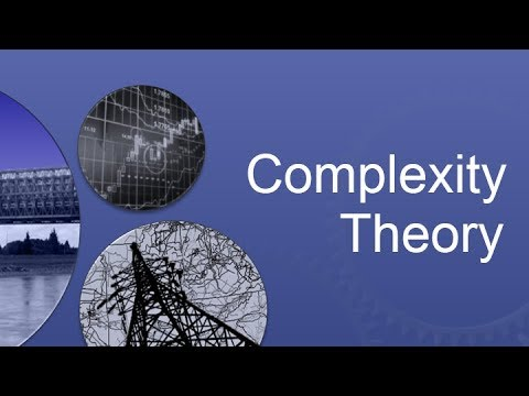 Complexity Theory Perspective