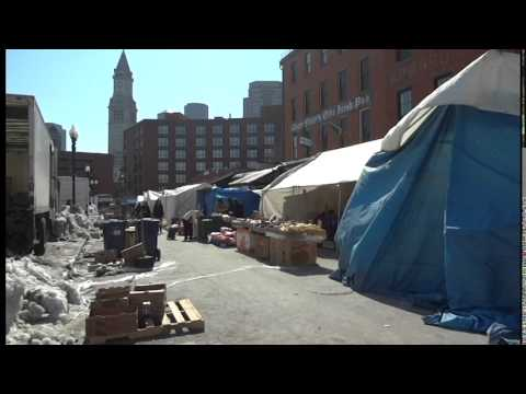 Haymarket - Cultural Pathways Through Boston