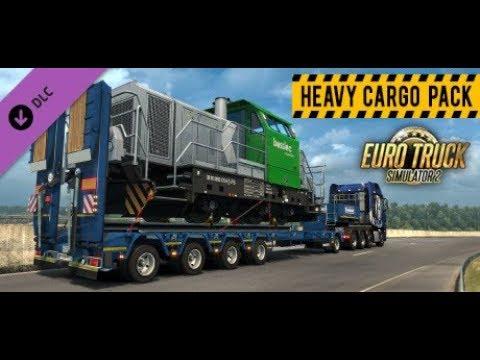 Heavy & High Power Cargo Euro Truck Simulator 2