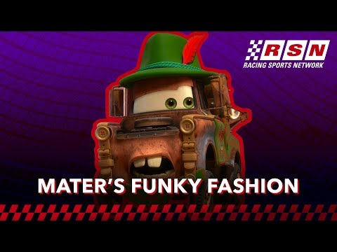 Mater's Best Moments | Racing Sports Network by Disney•Pixar Cars