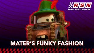 Mater's Best Moments   Racing Sports Network by Disney•PixarCars
