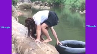 Download Funny videos 2017 People doing stupid things - Try not to laugh MP3 and video free