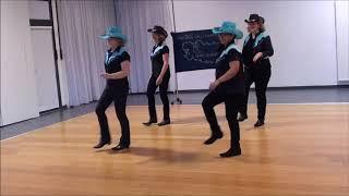 La danse en ligne BLACK MERCEDES