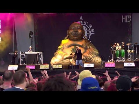 Cypress Hill ao vivo no Hurricane Festival 2004, Alemanha - [SHOW ÉPICO, COMPLETO EM HD]
