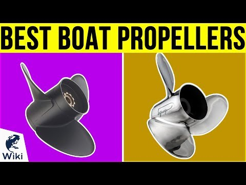 10 Best Boat Propellers 2019