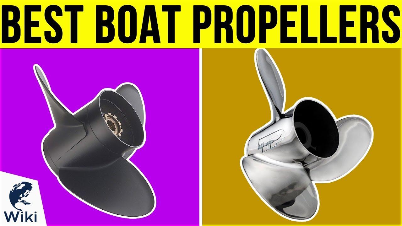 10 Best Boat Propellers 2019