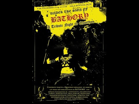Under the Sign of Bathory: A Tribute Night to Quorthon