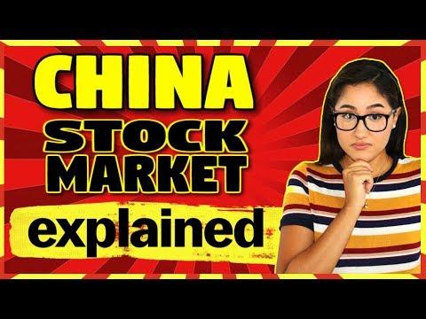 China's Stock Market EXPLAINED   Hot Stock Girl