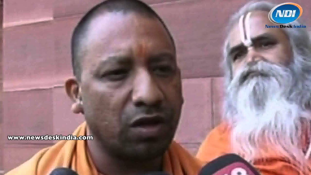Hd wallpaper yogi adityanath - Yogi Adityanath Welcomed The Sc Verdict On Gay Sex