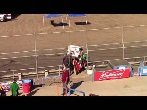CA Speedweek, Plaza Park Raceway - Micro 600R Hot Laps (Carson Borden) - June 29, 2018
