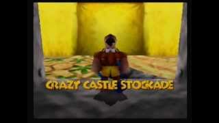 Banjo-Tooie: On Top of the Inflatable Castle with Banjo (Superbanjo)